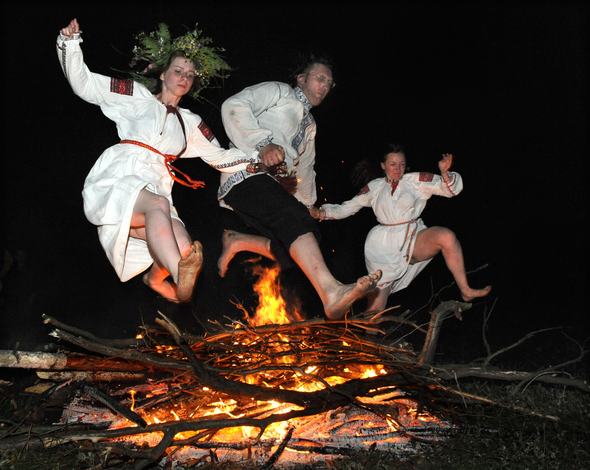 Stay tuned for our Ivana Kupala Ukrainian solstice celebration on Saturday, June 21st!